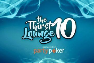 Partypoker_будет_сотрудничать c «The Thirst Lounge 10»