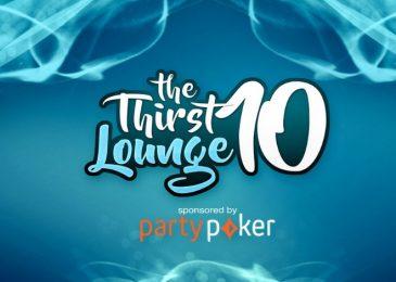 Partypoker будет сотрудничать с командой стримеров «The Thirst Lounge 10»
