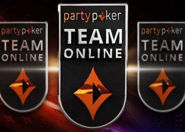 Partypoker анонсировал создание команды стримеров Team Online