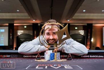 Pascal Lefrancois win ME