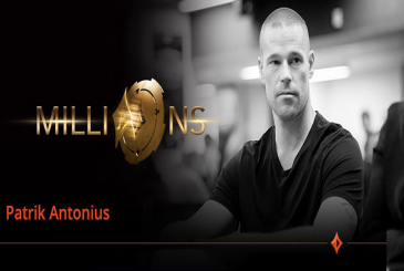 Patrik Antonius Next to Join Team partypoker