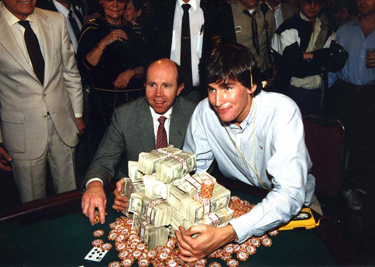 Phil Hellmuth 1989