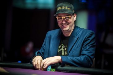 Phil Hellmuth Super High Roller Bowl