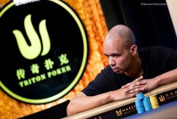 Phil Ivey Makes Triton's Short Deck Poker Final Nine