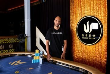 Phil Ivey win Triton Super High Roller Series HKD $250,000 Short Deck