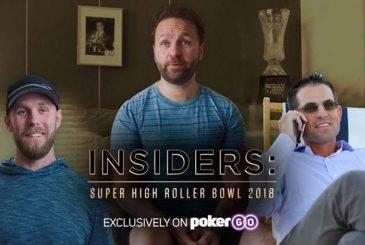 Poker Central INSIDERS SHRB 2018