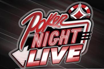 Poker Night LIVE new