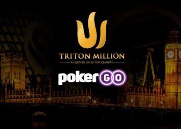 PokerGO бесплатно будет транслировать Triton Million с бай-ином £1,050,000