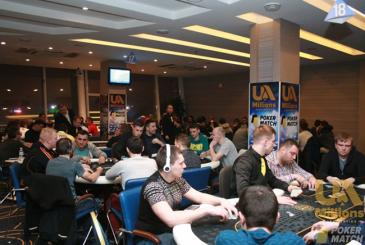 PokerMatch UA Millions Stadium start