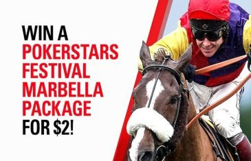 PokerStars Festival Marbella package