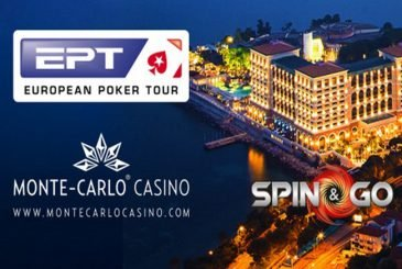 PokerStars and Monte-Carlo©Casino EPT package Spin and Go