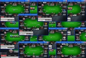 PokerStars-multitabling