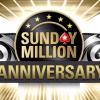 PokerStars готовится к 13-ой годовщине Sunday Million