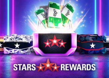 PokerStars обновил сундуки Stars Rewards в итальянской резервации