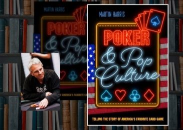 «Покер и поп-культура»: о чем новая книга Мартина Харриса