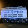 В Берлине полиция обнаружила радиоактивные карты