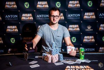 Райнер Кемпе победитель $25,000 Challenge Aussie Millions