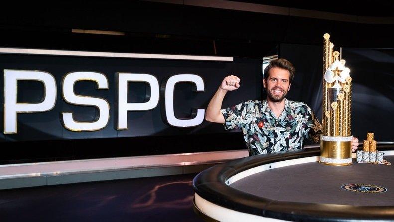 Рамон Колилас - победитель PSPC