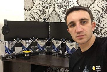 Регуляр Тарас dieselok Драпак PokerMatch