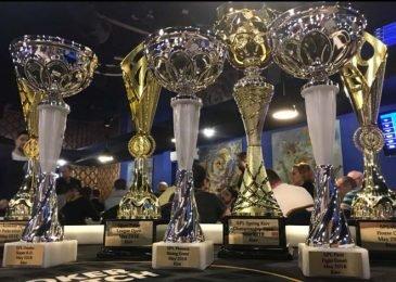 Серия Spring Kyiv Championship Open (SPL) пройдет в Киеве с 14 мая