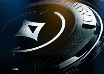 Двойной кэшбэк в partypoker с 21 по 27 января