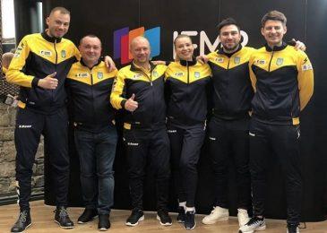 Сборная Украины победила на турнире Кубок Наций 2019