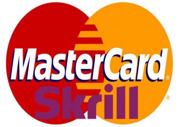 Skrill and MasterCard