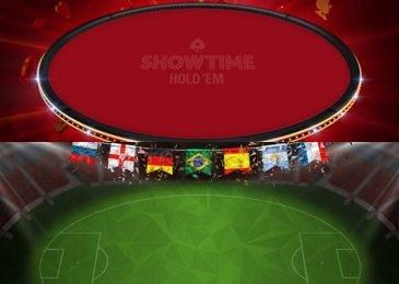 Spin&Goal и Showtime — новинки от PokerStars