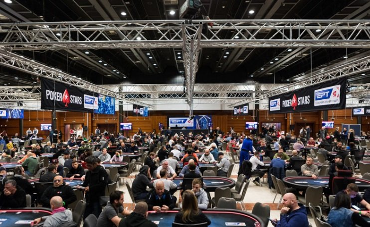 Старт EPT National