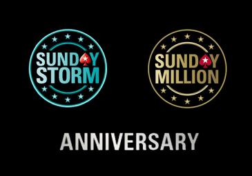 Sunday Million Sunday Storm anniversaries