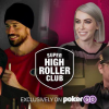 На PokerGO появится шоу «Super High Roller Club»
