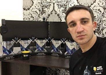 Тарас «dieselok» Драпак: о кубках, мечте и сложностях игры
