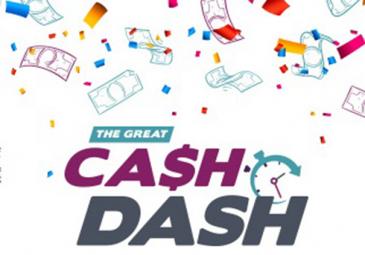 The Great Cash Dash Skrill