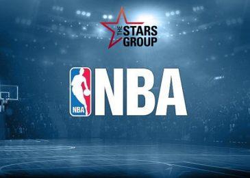 The Stars Group заключила партнерское соглашение с NBA