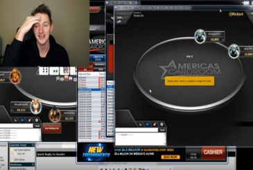 Tournament Cheating at ACR - Joe Ingram