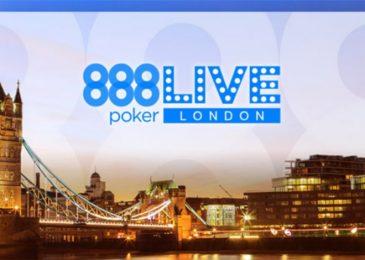 Три мировых чемпиона подтвердили участие в 888poker LIVE London