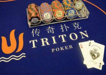 Турнир с крупнейшим бай-ином в истории покера пройдет на серии Triton Poker в 2019 году