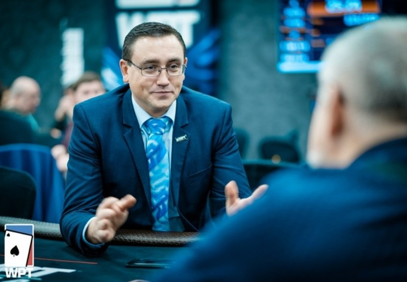 Сергей Петин - Турнирный_директор WPT Russia