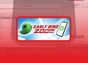 Акция Zoom Early Bird на PokerStars: утроенные очки Stars Rewards за столами Zoom-покера