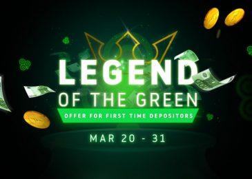 Четыре бонуса за первый депозит в Run It Once Poker до 31 марта