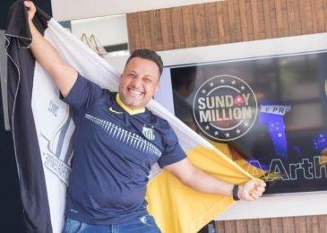 Победитель юбилейного Sunday Million «AAAArthur» рассказал, как превратил $4 в $1.1 млн
