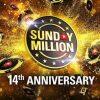 Бразилец «AAAArthur» выиграл $1,192,000 в юбилейном Sunday Million отобравшись с сателлита за $11