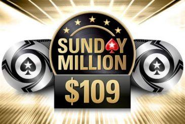 Украинец «yarik1903» выиграл Sunday Million на PokerStars