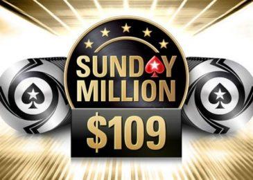 Украинец Юрий «yarik1903» Кудринский выиграл Sunday Million на PokerStars