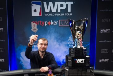 Украинец_Денис_Шафиков победитель ME WPT Russia