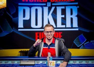 Михаил Гутый: о победе на WSOPE 2018 и участии в UA Millions
