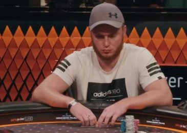 Украинец Назар Бугаев занял 4 место в турнире partypoker Millions ($52,000)