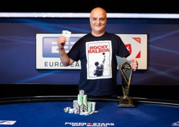 Ури Гильбоа — победитель Главного события European Poker Tour в Сочи