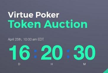Virtue Poker ICO 25-04-2018