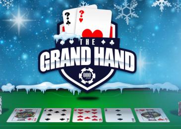 Выигрывай каждый день до $1,000 c 888poker